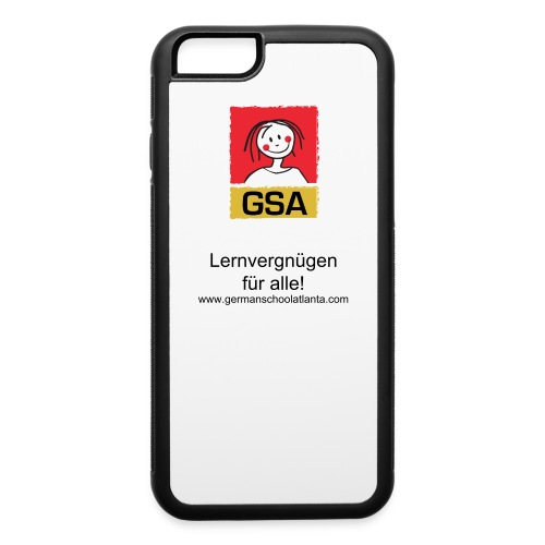 GSA Cell Phone Case - iPhone 6/6s Rubber Case