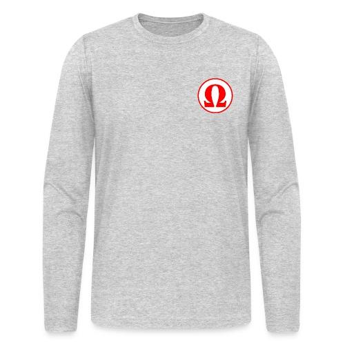 The End Media Logo Long Sleeve Shirt - Men's Long Sleeve T-Shirt by Next Level