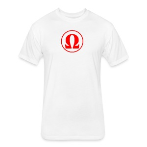 The End Media Logo Shirt - Fitted Cotton/Poly T-Shirt by Next Level