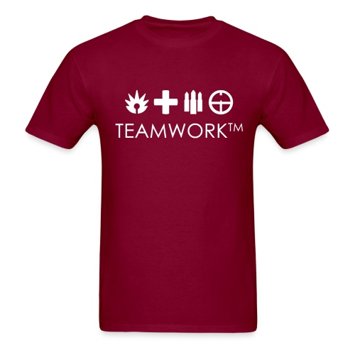 Teamwork™ - Battlefield 1 (WHITE LOGO) - Men's T-Shirt