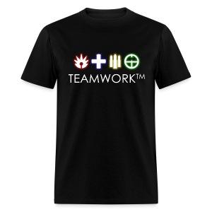Teamwork™ - Battlefield 1 (COLOUR LOGO) - Men's T-Shirt