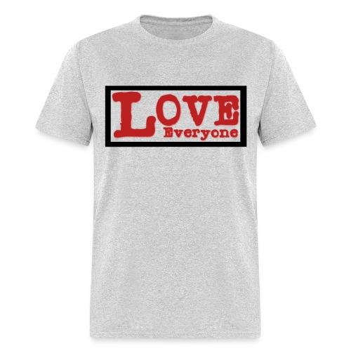 Love Everyone - Men - Men's T-Shirt