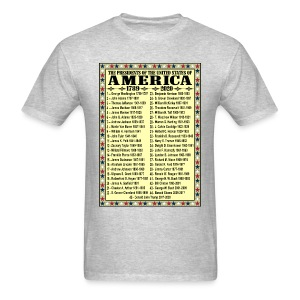 The presidents of the united states of america - T-shirt pour hommes