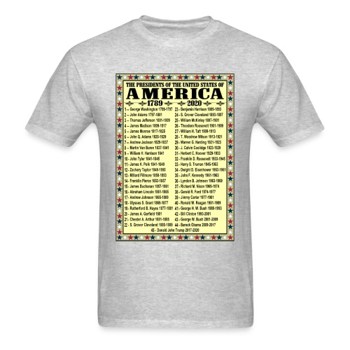 The presidents of the united states of america - Men's T-Shirt