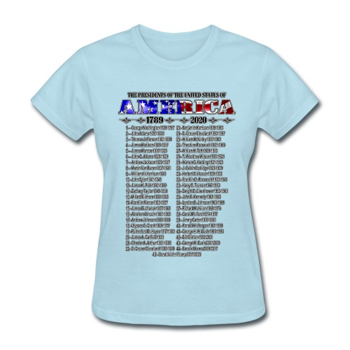 The presidents of the united states of america - Women's T-Shirt