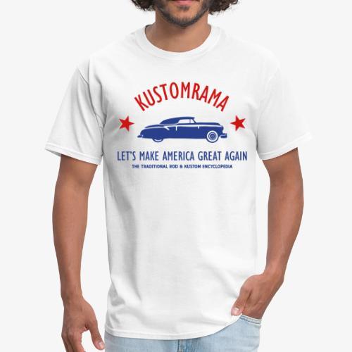 Let's Make Great Again RWB - Men's T-Shirt