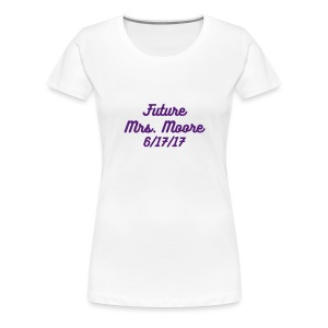 Future Bridges - Women's Premium T-Shirt