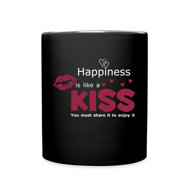Famous Quotes T Shirts Happiness Quote Mug From South Seas Tees