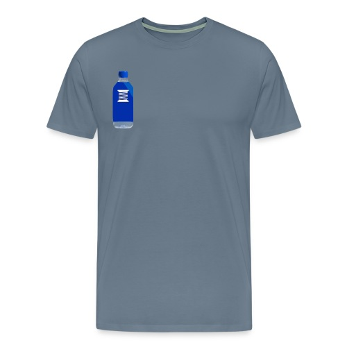 Fiji Bottle Zeds Threds - Men's Premium T-Shirt