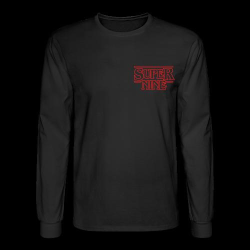 Strange 9 Long Sleeve - Men's Long Sleeve T-Shirt