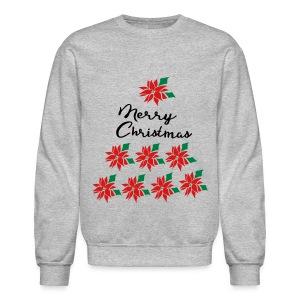 Ugly XMAS tree Christmas  Crewneck Sweatshirt  - Crewneck Sweatshirt