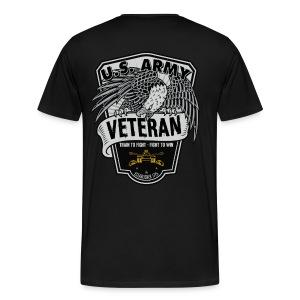 Old Army/Veteran (Armor) - Men's Premium T-Shirt