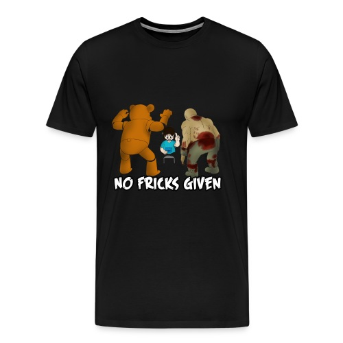 No Fricks with Text Men's - Men's Premium T-Shirt