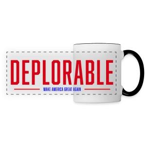 Deplorable Mug - Panoramic Mug