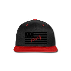 $trictly America Snap Back - Snap-back Baseball Cap