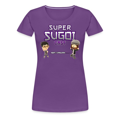 sugoi_miis - Women's Premium T-Shirt