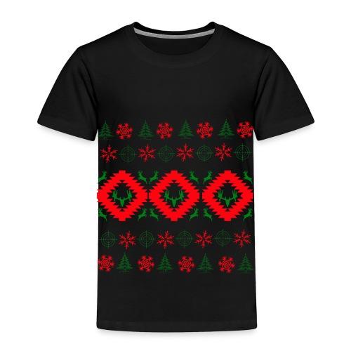 Ugly Christmas  - Toddler Premium T-Shirt