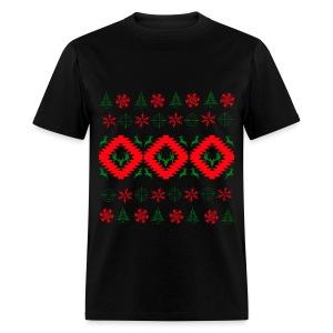 Ugly Christmas  - Men's T-Shirt