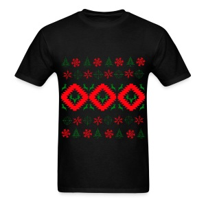 Ugly Christmas  - Men's T-Shirt