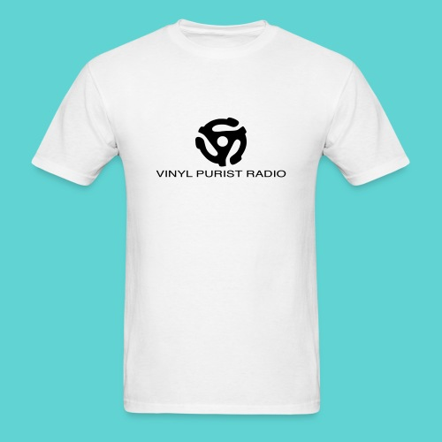 Men's VPR T-Shirt (White) - Men's T-Shirt