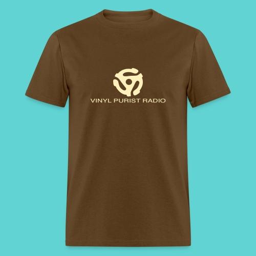 Men's VPR T-Shirt (Brown) - Men's T-Shirt