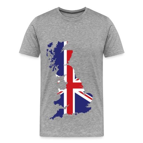Hola GB! - Men's Premium T-Shirt