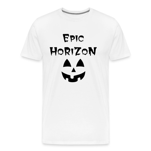 Epic HoRiZoN Halloween Logo Shirt - Men's Premium T-Shirt