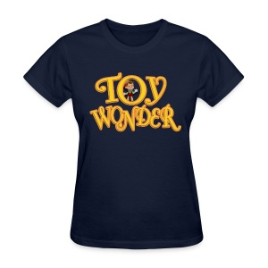 Women's Toy Wonder Christmas 2016 Tee - Women's T-Shirt