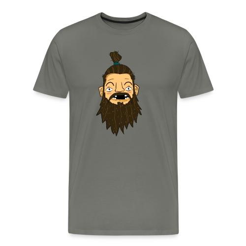 Burnsie - Men's Premium T-Shirt