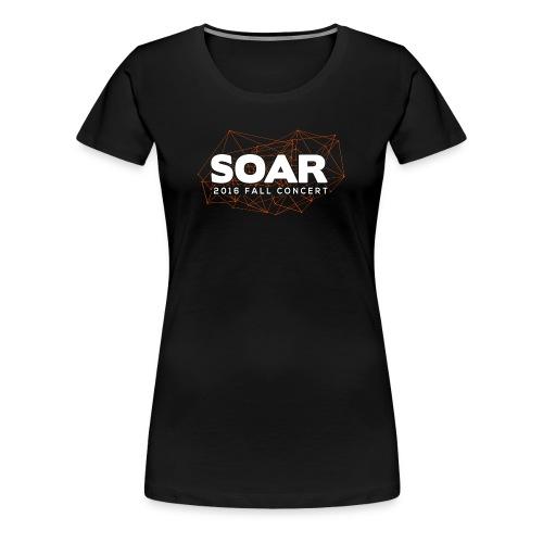 2016 Fall Concert - Women's Premium T-Shirt