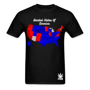 H.M.B. Divided States Of America - Men's T-Shirt