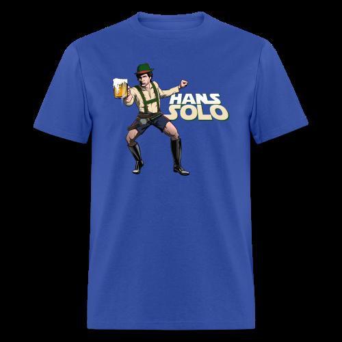 Hans Solo Men's T-Shirt - Men's T-Shirt