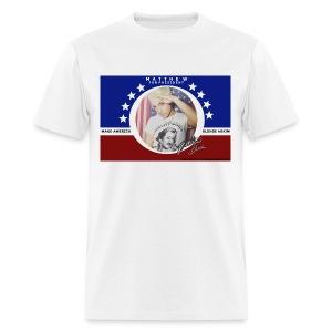 MAKE AMERICA BLONDE AGAIN! T-Shirt  - Men's T-Shirt