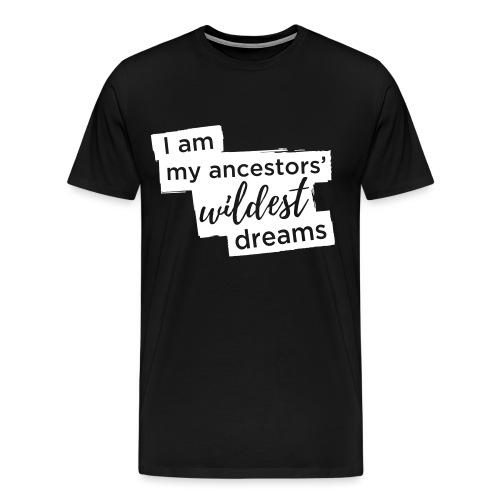 Ancestors Dreams large - Men's Premium T-Shirt