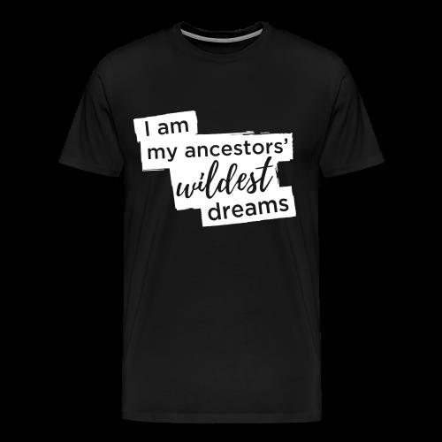 Ancestors' Dream  - Men's Premium T-Shirt