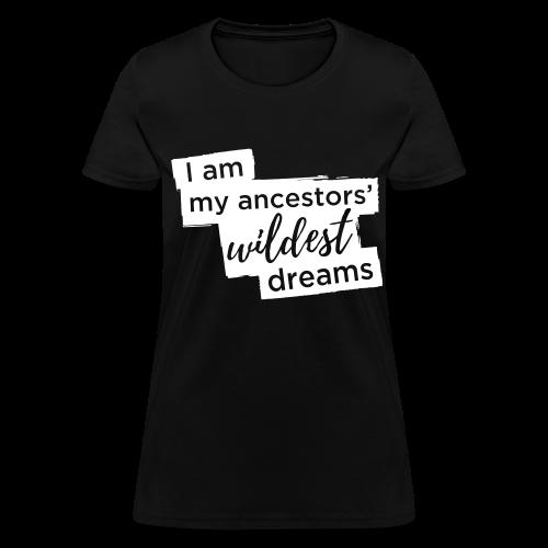 Ancestors' Dream  - Women's T-Shirt