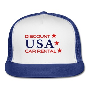 Discount USA Trucker Hat - Trucker Cap