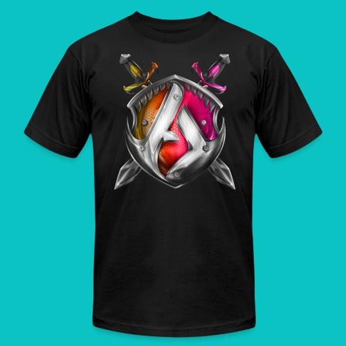 Ajaxx | Fade - Men's Fine Jersey T-Shirt