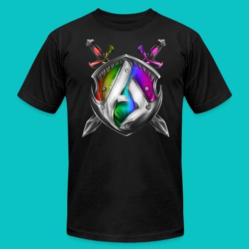 Ajaxx | Rainbow - Men's Fine Jersey T-Shirt