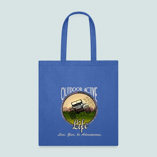 OutdoorActiveLife Jeep Tote Bag - Tote Bag