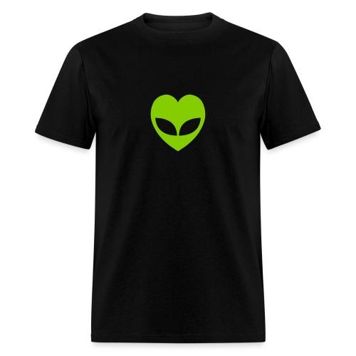 Alien Love - Men's T-Shirt