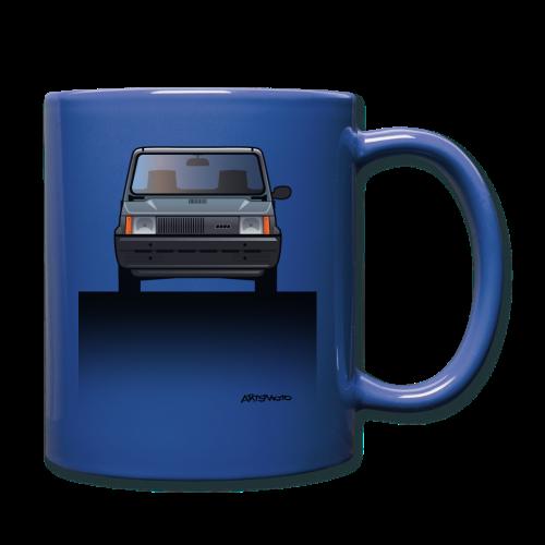 Euro Design Icons: Fiat Panda - Full Color Mug