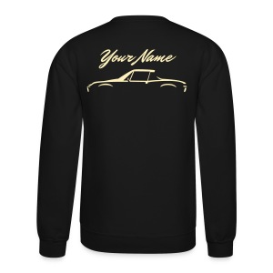 Your Name On The Back - Crewneck Sweatshirt