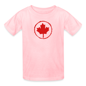 Retro Leaf - Kids' T-Shirt