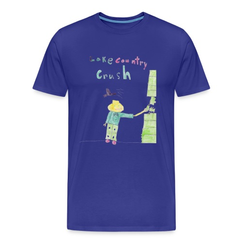 Lake Country Crush - Men - Men's Premium T-Shirt