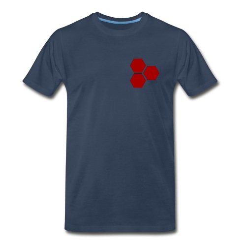 TheHive Heart - Men's Premium T-Shirt
