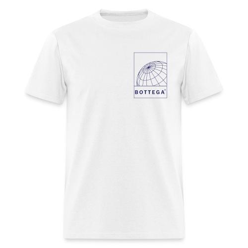 Globe F/B White - Men's T-Shirt