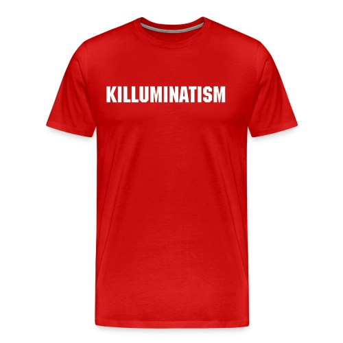 KILLUMINATISM LIMITED EDITION 2GO SHIRT Ilive Crowned is supported by Official Makaveli Family  - Men's Premium T-Shirt