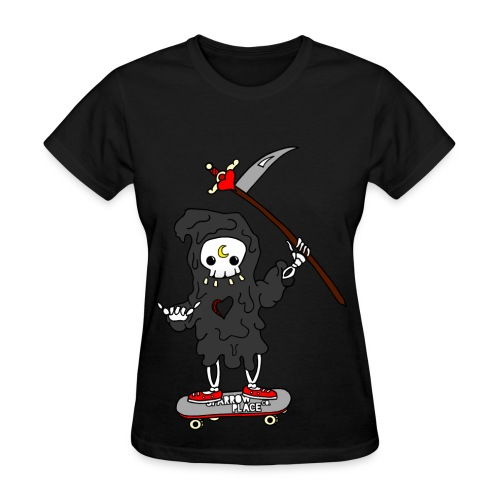 Death Sucks Tee (Women's) - Women's T-Shirt