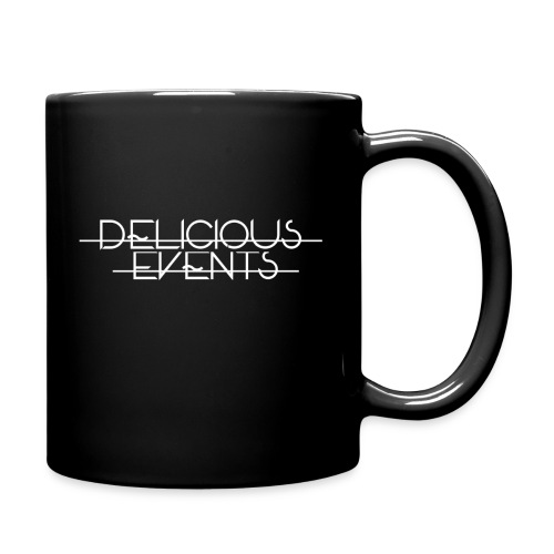 Delicious Events Coffee Mug - Full Color Mug